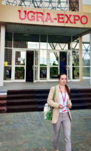BRICS XI IT Forum 2019 Devnagri At Russia