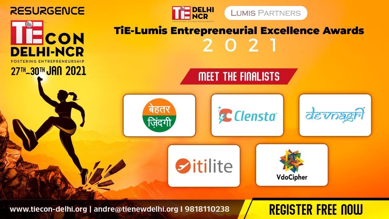 TiE-Lumis Awards